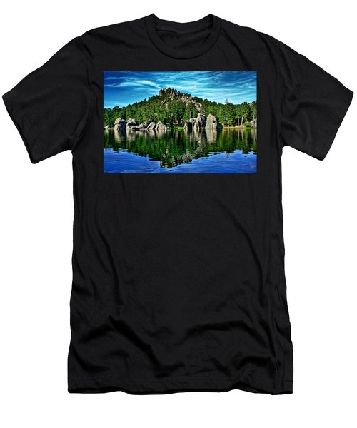 Jewel Of The Black Hills Men's T-Shirt (Athletic Fit)