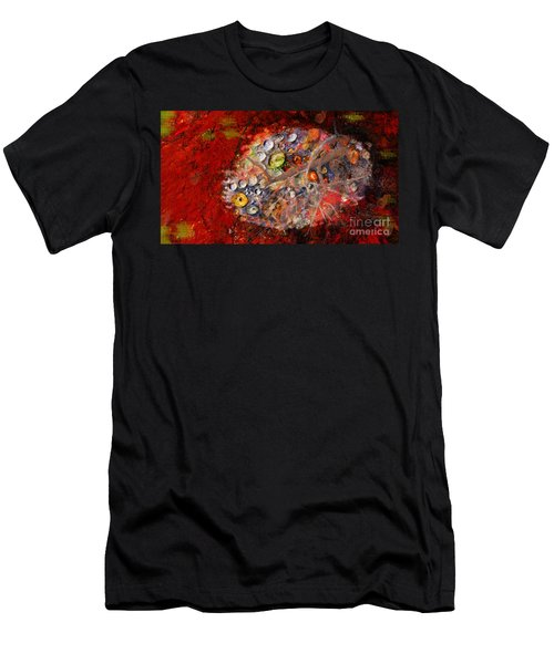 Jewels And The Japanese Maple Men's T-Shirt (Athletic Fit)