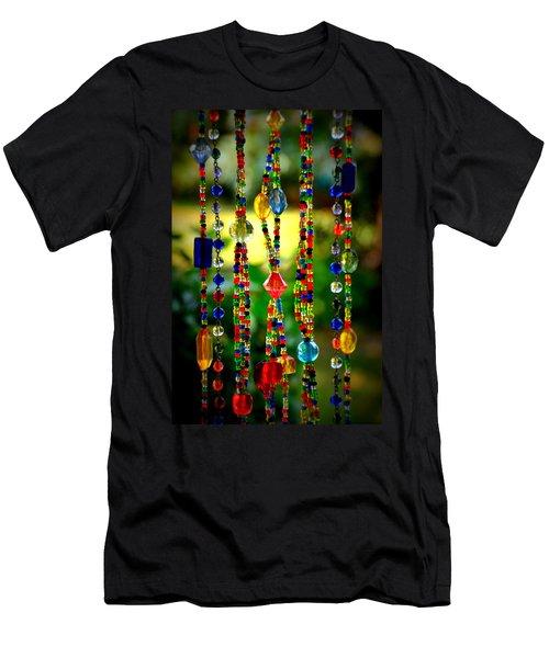 Jewels In The Sun Men's T-Shirt (Slim Fit) by Debra Martz