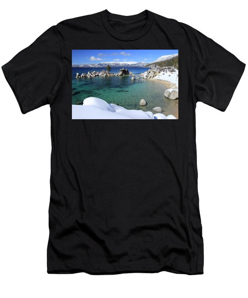 Jewels Of Winter Men's T-Shirt (Athletic Fit)