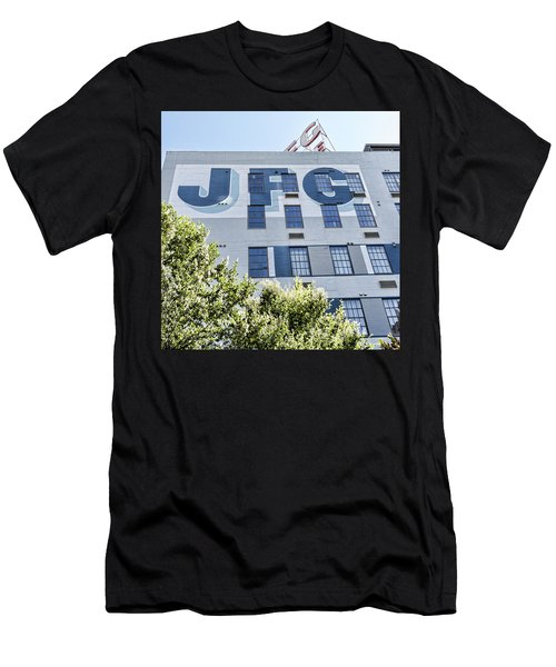 Jfg Looking Up Men's T-Shirt (Athletic Fit)