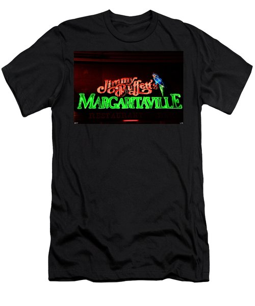 Jimmy Buffett's Margaritaville Men's T-Shirt (Athletic Fit)