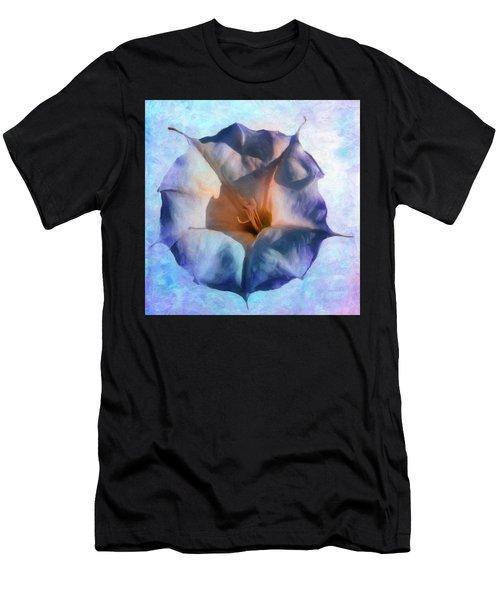 Jimsonweed Bloom Men's T-Shirt (Athletic Fit)