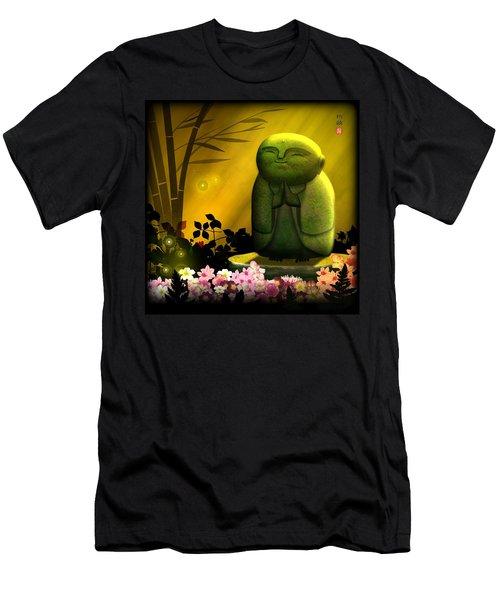 Jizo Bodhisattva Men's T-Shirt (Athletic Fit)