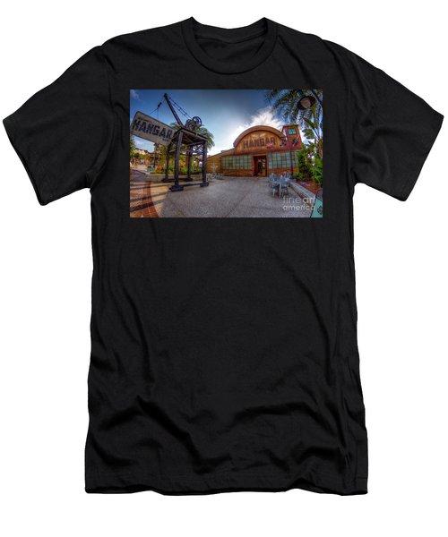 Jock Lindsey's Hangar Bar Men's T-Shirt (Athletic Fit)