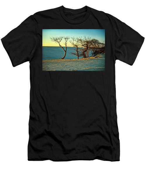 Jockey Ridge Sentinels Men's T-Shirt (Athletic Fit)