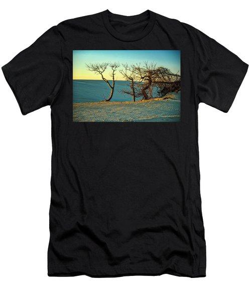 Jockey Ridge Sentinels Men's T-Shirt (Athletic Fit)