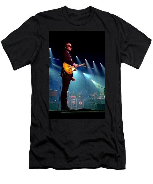 Joe Bonamassa 2 Men's T-Shirt (Slim Fit) by Peter Chilelli