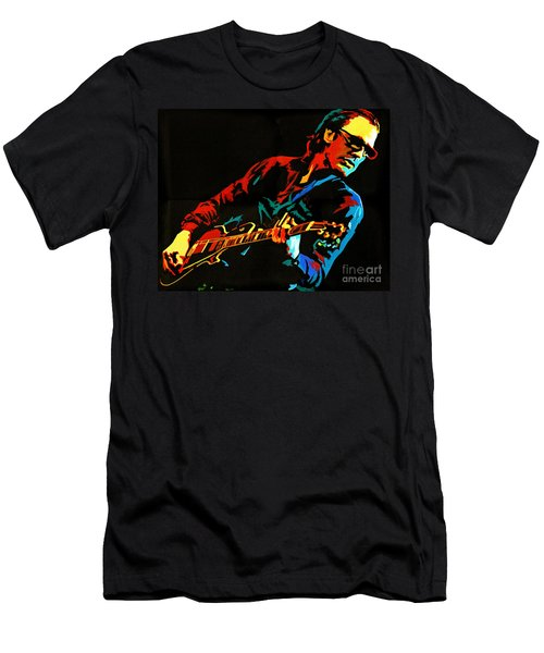 Joe Bonamassa  Men's T-Shirt (Athletic Fit)