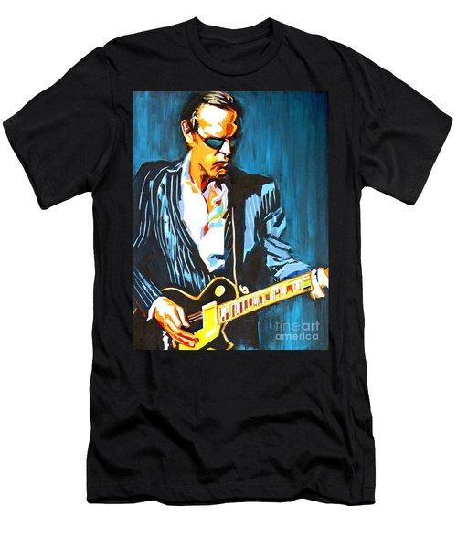 Joe Bonamassa. Hummingbird Men's T-Shirt (Athletic Fit)