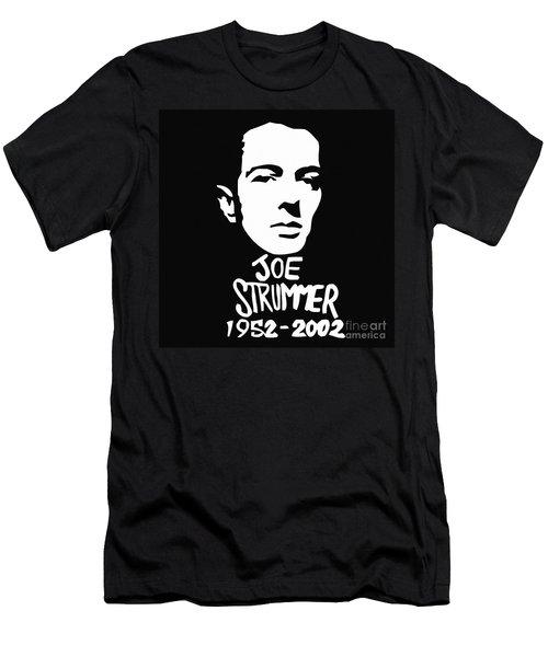 Joe Strummer Men's T-Shirt (Athletic Fit)