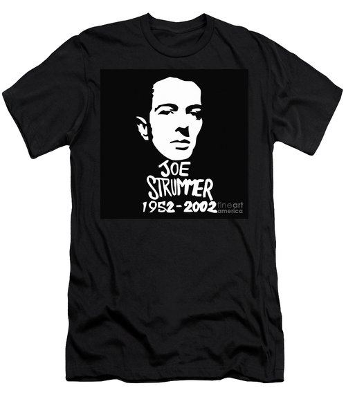 Joe Strummer Men's T-Shirt (Athletic Fit)