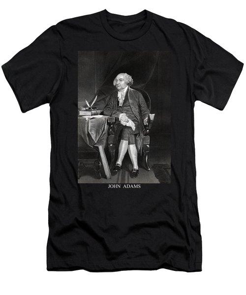 John Adams Men's T-Shirt (Athletic Fit)