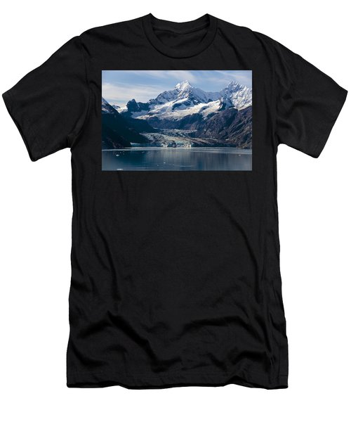 John Hopkins Glacier 3 Men's T-Shirt (Athletic Fit)