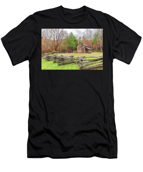 John Oliver Cabin Men's T-Shirt (Athletic Fit)