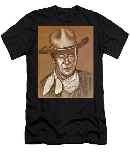John Wayne Men's T-Shirt (Athletic Fit)