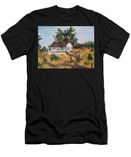 Johnny's Home Men's T-Shirt (Athletic Fit)