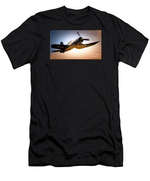 Jolly Roger Sortie Men's T-Shirt (Athletic Fit)