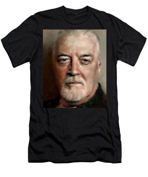 Jon Lord Deep Purple Portrait 8 Men's T-Shirt (Athletic Fit)