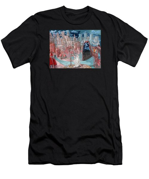 Jonah  Men's T-Shirt (Athletic Fit)