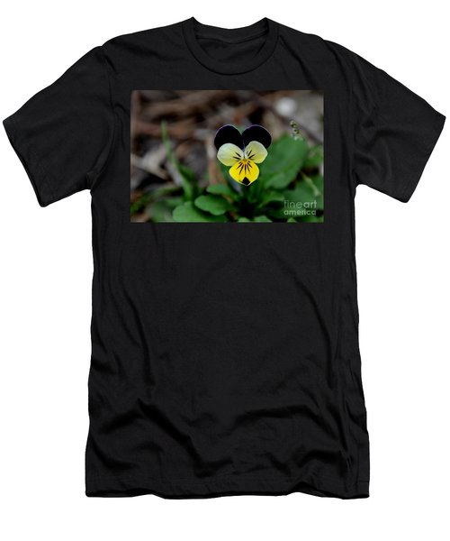 Jonny Jump Up - Relative To A Pansy Men's T-Shirt (Athletic Fit)