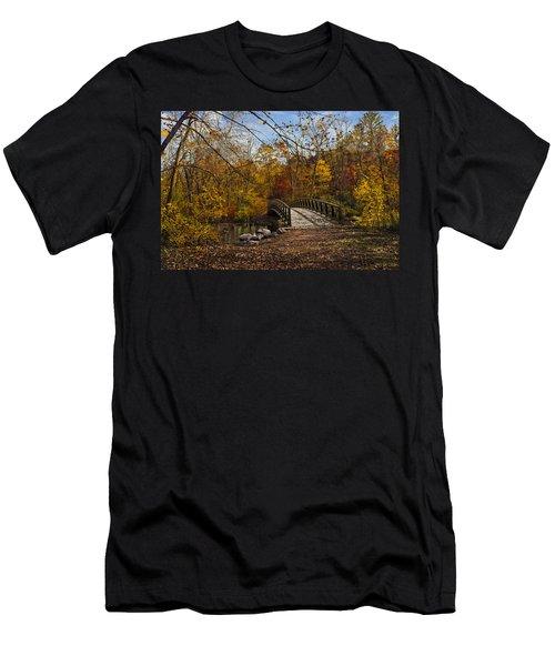 Jordan Park Bridge Men's T-Shirt (Athletic Fit)