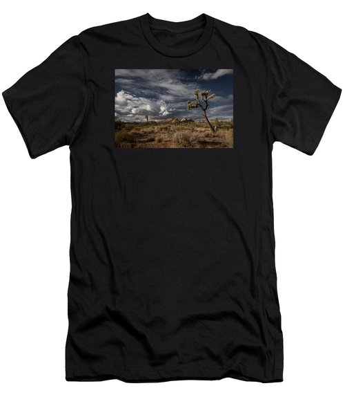 Joshua Tree Fantasy Men's T-Shirt (Athletic Fit)