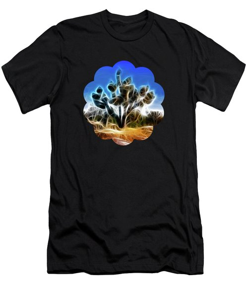 Joshua Tree Men's T-Shirt (Athletic Fit)