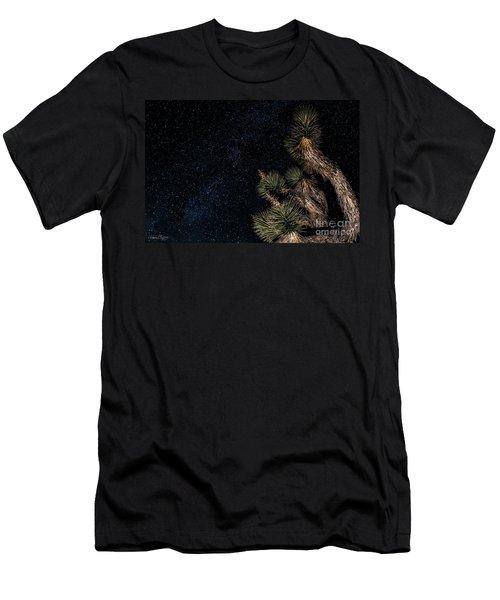 Joshua's Stars Men's T-Shirt (Athletic Fit)