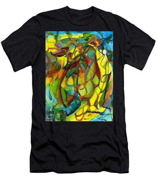 Josie's Pals Men's T-Shirt (Athletic Fit)