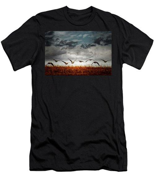 Journey 5 Men's T-Shirt (Athletic Fit)