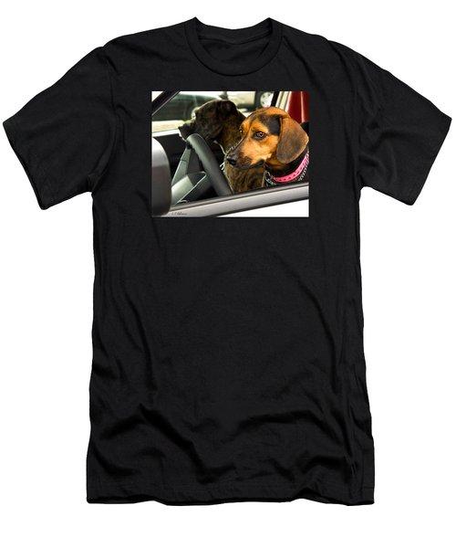 Joy Ride Men's T-Shirt (Athletic Fit)
