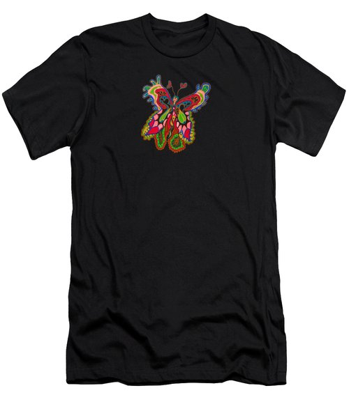 Joyful Flight - Iv Men's T-Shirt (Athletic Fit)