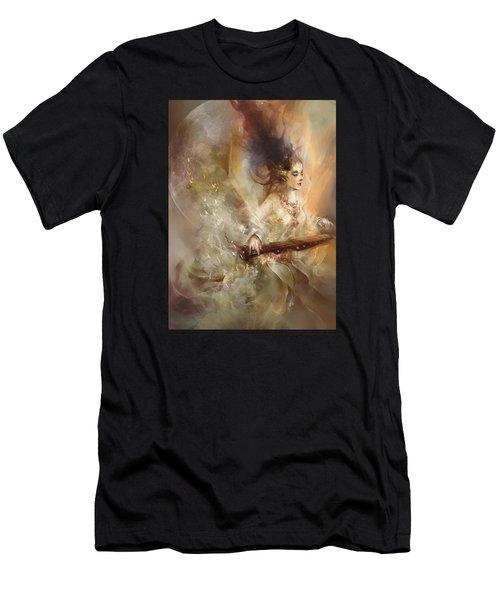 Joyment Men's T-Shirt (Athletic Fit)