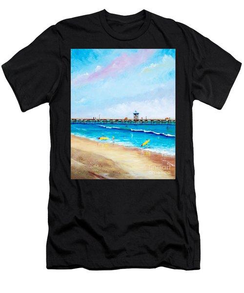 Jr. Lifeguards Men's T-Shirt (Athletic Fit)