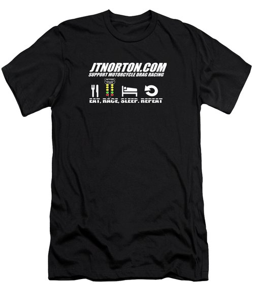 Jt Motorsports T0009 Men's T-Shirt (Athletic Fit)