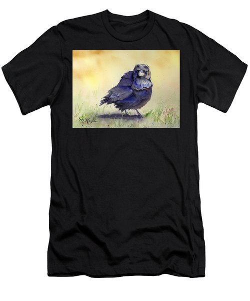 Judy's Raven Men's T-Shirt (Athletic Fit)