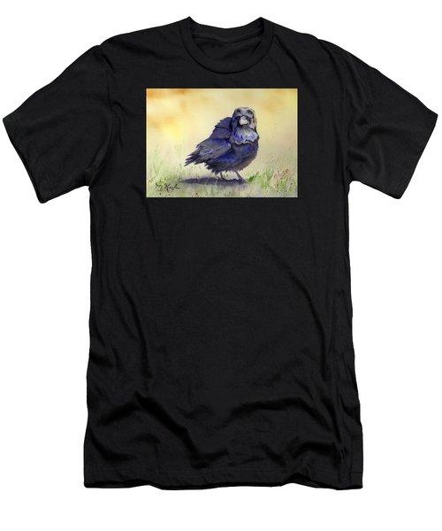 Judy's Raven Men's T-Shirt (Athletic Fit)