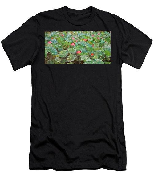 July 4th Men's T-Shirt (Athletic Fit)