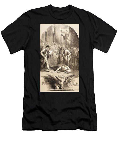 Julius Caesar Men's T-Shirt (Athletic Fit)