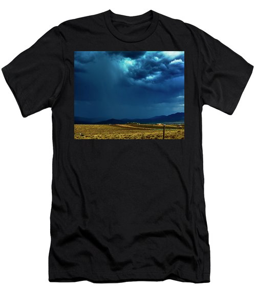 July Monsoons Men's T-Shirt (Athletic Fit)