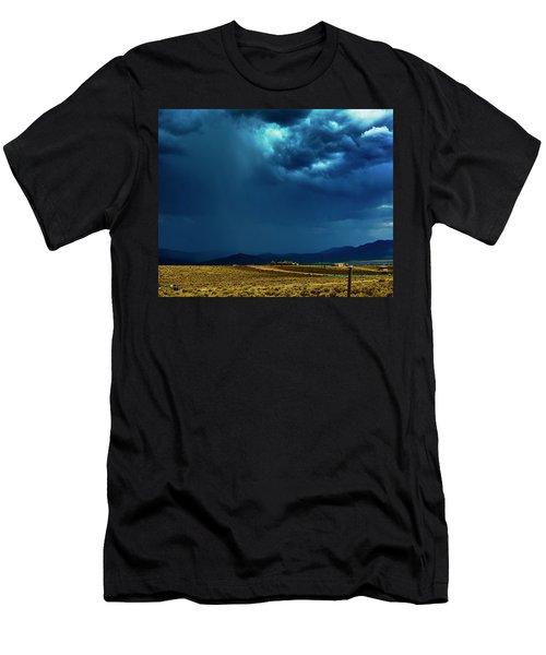 July Monsoons Men's T-Shirt (Athletic Fit)