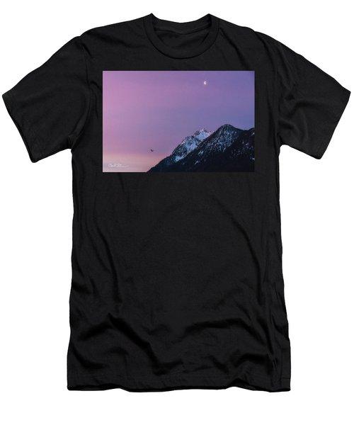 Jumbo Sunrise Men's T-Shirt (Athletic Fit)