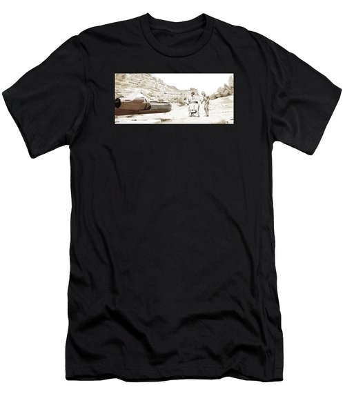 Jundland Wastes Men's T-Shirt (Athletic Fit)