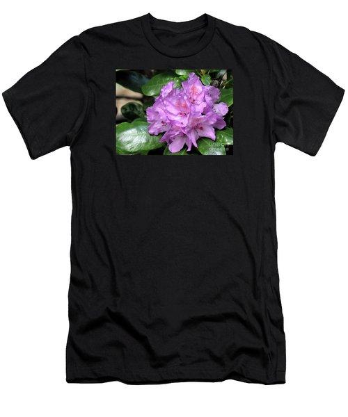 June Daphnoides Men's T-Shirt (Slim Fit) by Chris Anderson