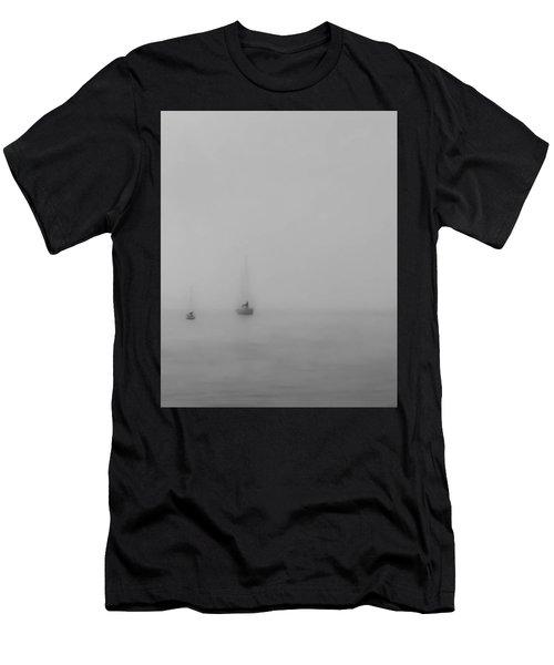 June Gloom Men's T-Shirt (Slim Fit) by Don Mennig