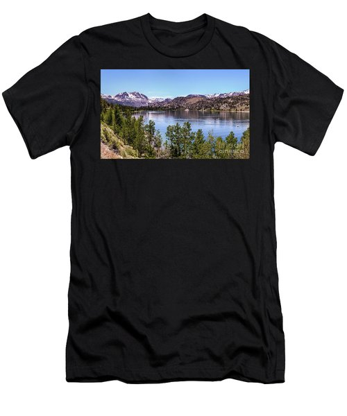 June Lake Men's T-Shirt (Athletic Fit)
