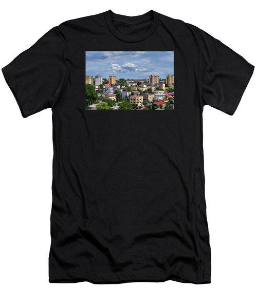 Jungle Warfare Men's T-Shirt (Athletic Fit)