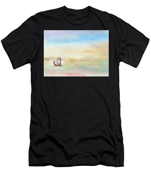 Junk Sailing Men's T-Shirt (Athletic Fit)