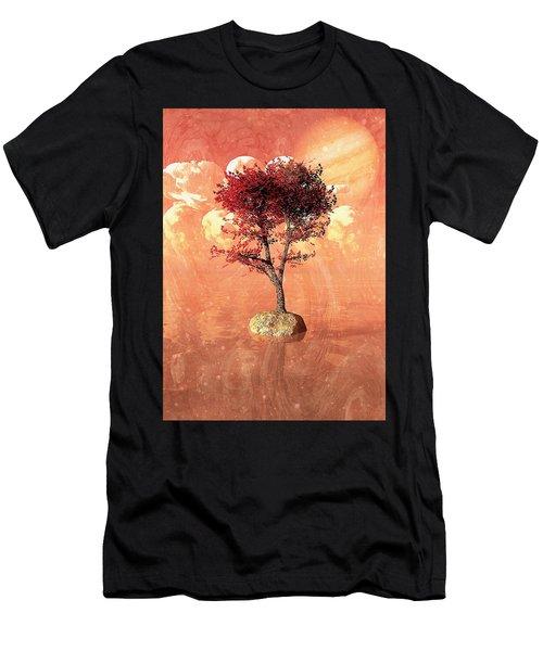 Jupiter Rising Men's T-Shirt (Athletic Fit)